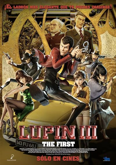 Lupin III. The First
