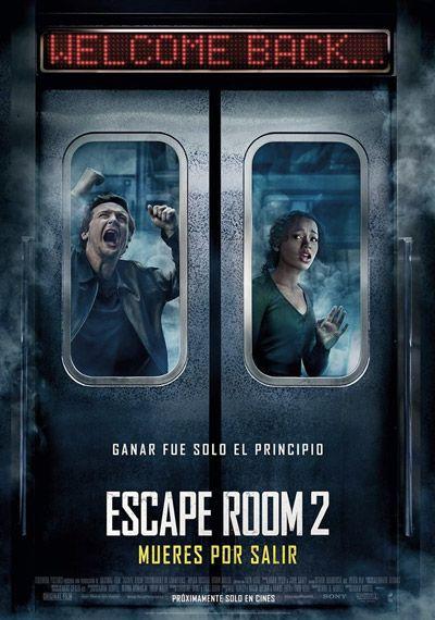 Escape room 2. Mueres por salir