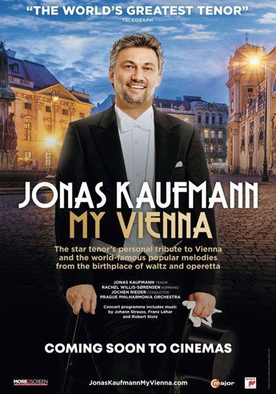 Jonas Kaufmann, My Viena