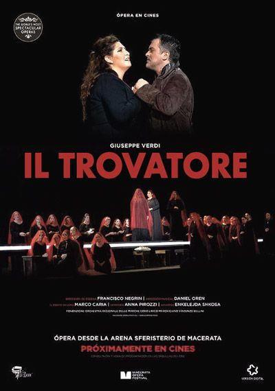 Il Trovatore (Arena Sferisterio Macerata)