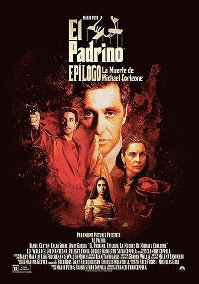 El Padrino. Epílogo: la muerte de Michael Corleone