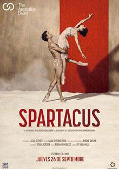 Ballet 'Spartacus' - The Australian Ballet