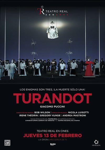 Turandot (Teatro Real de Madrid)