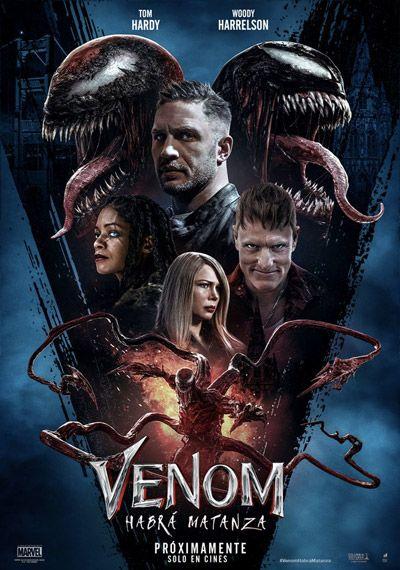 Venom. Habrá matanza