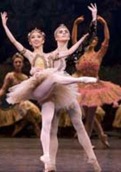 Ballet 'La Bayadère'