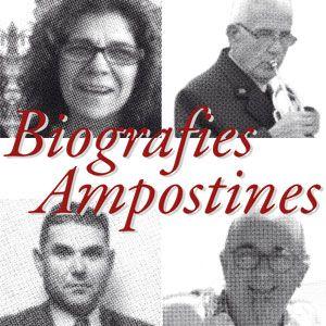 Biografies Ampostines - Museu de les Terres de l'Ebre 2019