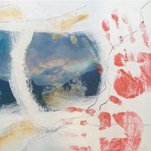 Exposició de pintura 'La muntanya en femení' - Assumpta Arasa Altimira
