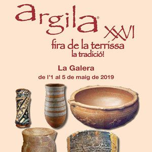 XXVI Fira de la Terrissa - La Galera 2019