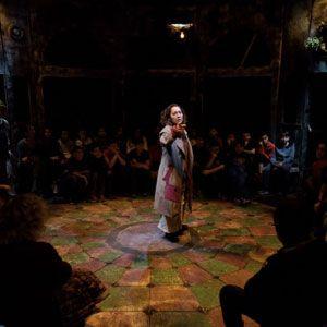 Espectacle 'Momo' a càrrec de la companyia Anna Roca