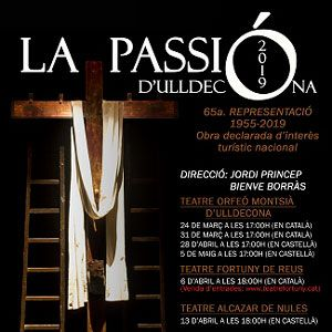 La Passió d'Ulldecona 2019