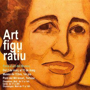 Exposició 'Art figuratiu del fons d'art del Museu de l'Ebre' - Tortosa 2019