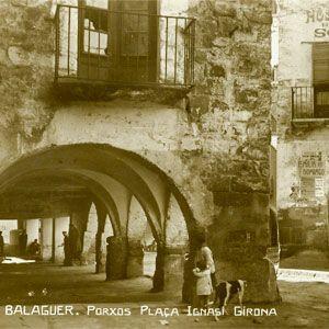 Exposició 'Crònica de la República. La Balaguer de Teresa Pàmies', Balaguer, 2019
