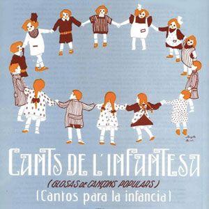 Cançoner 'Cants de l'infantesa' de J. Gumellas Ribó