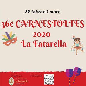 36è Carnestoltes - La Fatarella 2020