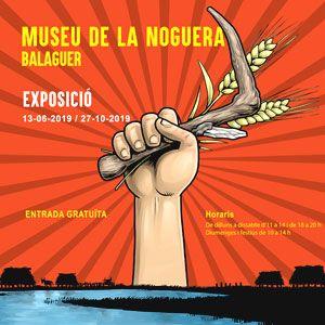Exposició 'La revolució neolítica. La Draga, el poblat dels prodigis' al Museu de la Noguera, Balaguer, 2019