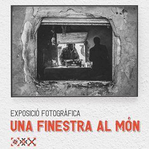 Exposició, Una finestra al món, La vida als campaments de refugiats sahrauís, 44 anys de resistència al desert