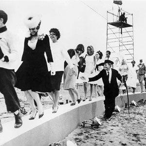 Pel·lícula 'Otto e mezzo' de Federico Fellini (Itàlia, 1963)