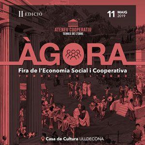 Àgora. Fira d'Economia Social Terres de l'Ebre - Ulldecona 2019