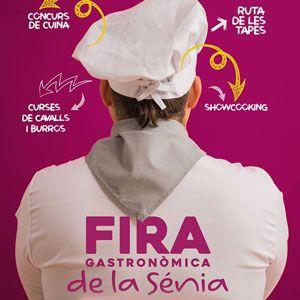 Fira Gastronòmica - La Sénia 2019