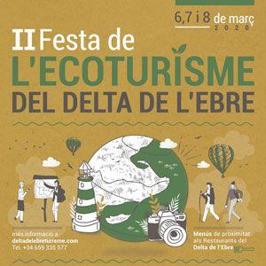 II Festa de l'Ecoturisme del Delta de l'Ebre - 2020