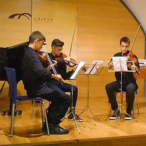 Alumnes de l'EMMC, Concert de Joves intèrprets a la Cripta, 10a edició