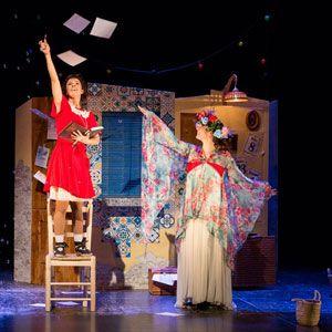 Espectacle familiar 'La petita Capmany' - Tanaka Teatre