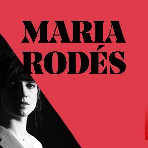 Maria Rodés al cicle Rere el Teló de Porqueres, 2019