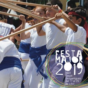 Festa Major Sant Cugat Sesgarrigues
