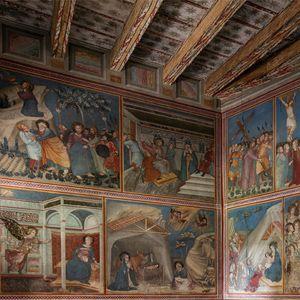 Pedralbes, capella de Sant Miquel