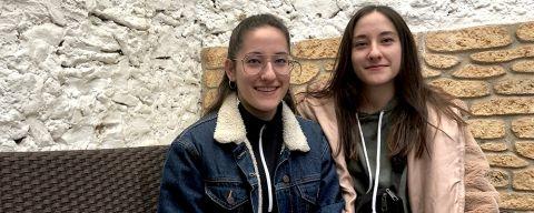 Àngela i Amanda Notari