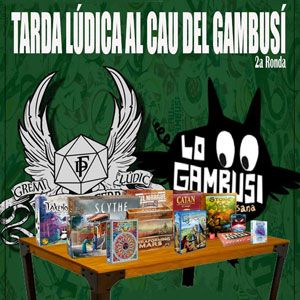 Tarda lúdica al Cau del Gambusí - Tortosa 2019
