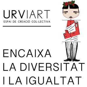 #Urviart 'Encaixa la diversitat i la igualtat' - Campus Terres de l'Ebre URV 2019