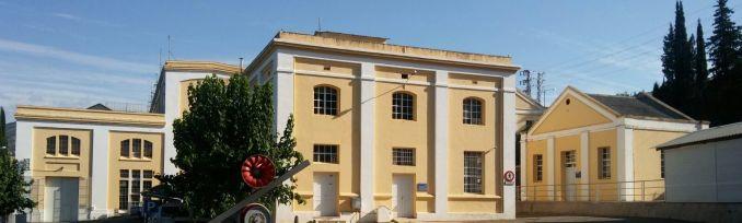 Imatge de l'Espai Patrimonial La Central de Talarn