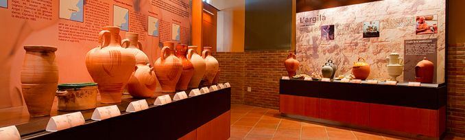 Terracota, Centre d'Interpretació de la Terrissa