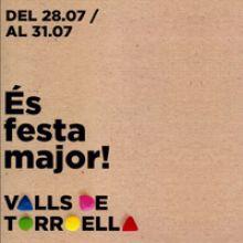 Festa Major a Valls de Torroella