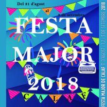 Festa Major de Calaf