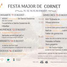 Festa Major de Cornet