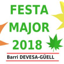 Festa Major barri Devesa-Güell