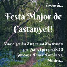 Festa Major Castanyet, 2018