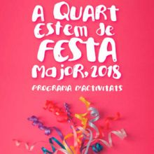 Festes Majors Quart, 2018,