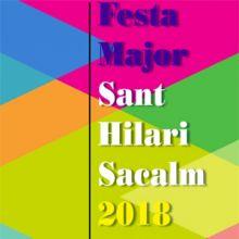 Sant Hilari Sacalm, festa major, 2018,