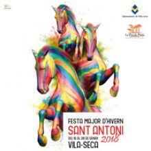Festa Major d'Hivern - Sant Antoni - Vila-seca 2018