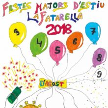 Festes Majors d'estiu de La Fatarella 2018