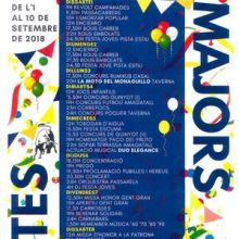 Festes Majors - Aldover 2018