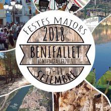 Festes Majors - Benifallet 2018