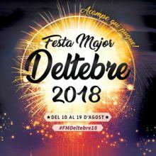 Festes Majors - Deltebre 2018