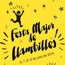 Festa Major Llambilles, 2018