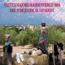 Festes Majors - Masdenverge 2018