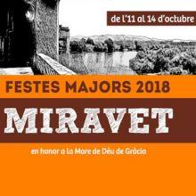Festes Majors - Miravet 2018