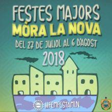 Festes Majors - Móra la Nova 2018